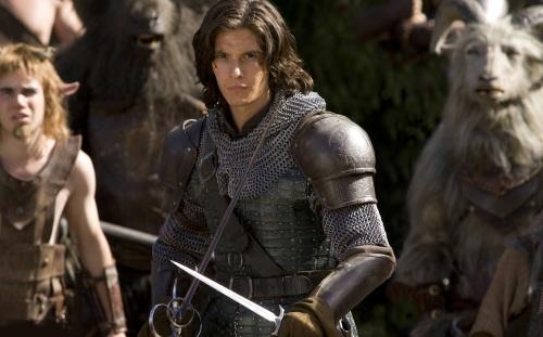 Ben Barnes is Prince Caspian.