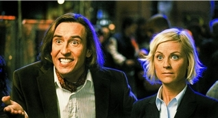 "Steve Coogan and Amy Poehler in ""Hamlet 2."""