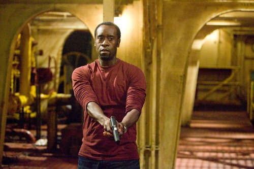 "Don Cheadle stars in ""Traitor."""