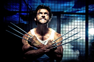 "Hugh Jackman plays the title character in the latest Marvel Comics superhero adventure ""X-Men Origins: Wolverine."""