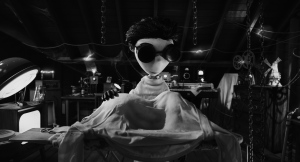 "In director Tim Burton's ""Frankenweenie,"" young Victor Frankenstein brings his dead dog back to life."