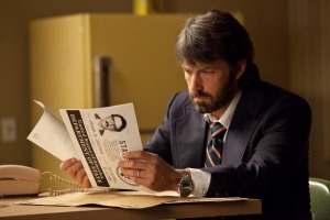 "Ben Affleck, who directed ""Argo,"" also stars in the film as real-life CIA specialist Tony Mendez."