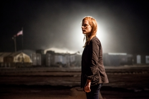 """Jessica Chastain landed a best actress Oscar nomination for her portrayal of a U.S. intelligence operative in """"Zero Dark Thirty."""""""