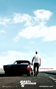 """Fast & Furious 6"" makes its way into theaters today (May 24)."