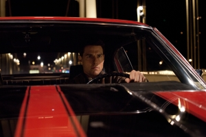 "Tom Cruise plays the title character in the thriller ""Jack Reacher."" The film is based on the Lee Child novel ""One Shot."""