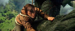 "Nicholas Hoult plays the title character in the fairy tale adventure ""Jack the Giant Slayer."""
