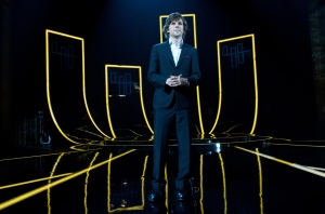 "Jesse Eisenberg plays magician J. Daniel Atlas in the suspense film ""Now You See Me."""