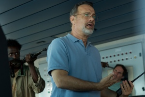 "Tom Hanks stars in the Academy Award-nominated drama ""Captain Phillips."""