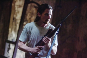 "Christian Bale takes the law into his own hands in ""Out of the Furnace."""