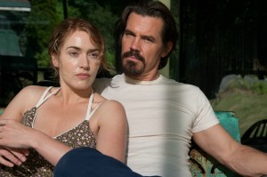 "Kate Winslet, left, and Josh Brolin star in ""Labor Day,"" a romantic drama from writer-director Jason Reitman."