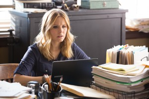 "Kristen Bell plays the title character in ""Veronica Mars,"" a big-screen continuation of the television show."
