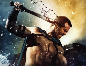 "Sullivan Stapleton plays Themistocles in the stylized historical adventure ""300: Rise of an Empire."""