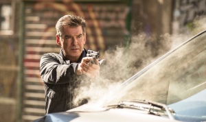 "Pierce Brosnan returns to the spy game in ""The November Man.""  Photo courtesy of 20th Century Fox"