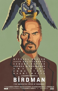 "The Las Vegas Film Critics Society named ""Birdman"" best movie of 2014.  Photo courtesy of Fox Searchlight"