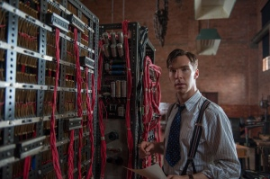"Benedict Cumberbatch plays Alan Turing in ""The Imitation Game.""  Photo courtesy of The Weinstein Company"