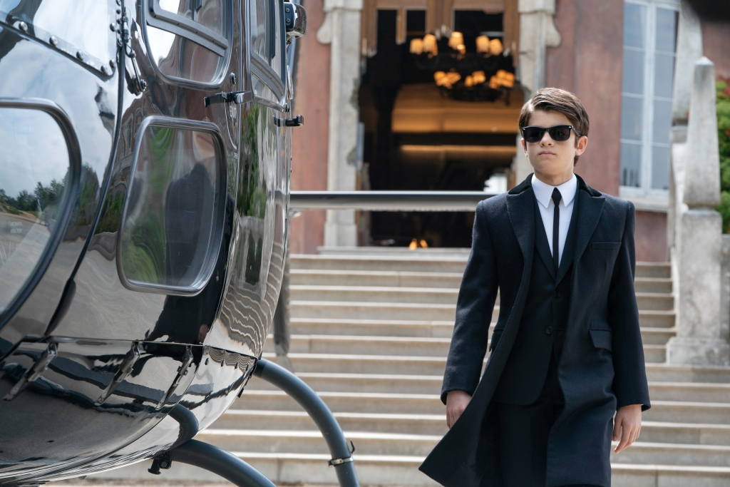 """Photo Courtesy of Disney Ferdia Shaw plays the title character in """"Artemis Fowl,"""" available now on Disney Plus."""